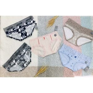 Aerie boybrief cotton panties new with tags